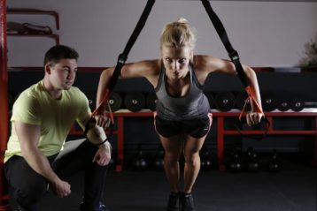 benefits of a personal trainer